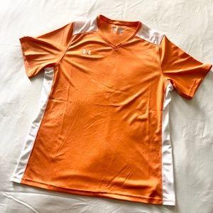 Under Armour Tops - UNDER ARMOUR Women's Active Short Sleeve Shirt